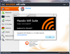 Maxidix Wi-fi Suite v14.8.10 Pre-activated Is Here! 2