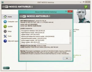 ESET NOD32 Antivirus 8 Lifetime Crack is Here ! [LATEST] 2