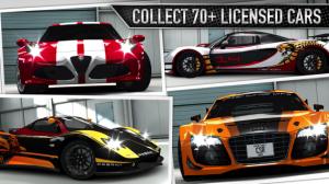 CSR Racing + Mod Money v2.1.0 (2014) Android 2