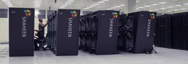 Shaheen supercomputer